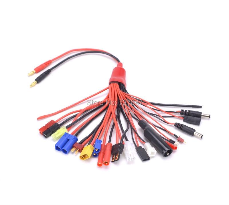 Cargador de equilibrio multifunción 9 en 1, adaptador de Cable 19 en...