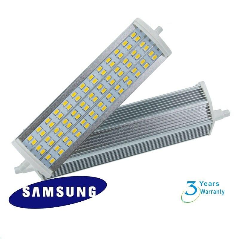 189mm LED R7S light 23w J189 led R7S lamp flood light source AC85-265V 3 years warranty