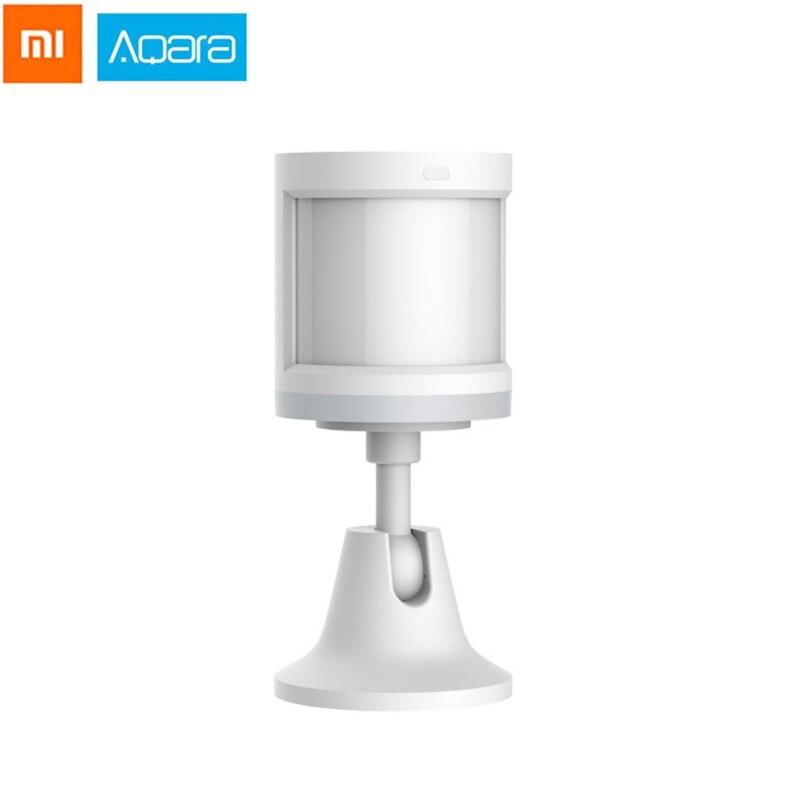 Aqara датчик человеческого тела и светильник интенсивности s умный движения Zigbee Wifi