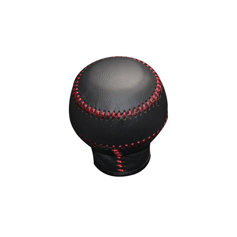 Чехол для ручки передач из натуральной кожи для Suzuki Alto MT, Крышка для автомобиля на ручке переключения передач, чехол-ручка ppc cpr