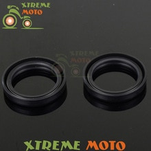 Shock Absorber Fork Dust Oil Seals For Suzuki RM250 RMZ250 GSX1400 VZR1800 Yamaha YZ125 WR250F WR250R YZ250 YZ250F WR400F YZ400F