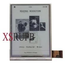 Ecran mat ED060XD4 (LF) C1 ED060XD4 (LF) T1-00 ED060XD4 U2-00 sans lumière tactile ebook eink ecran lcd