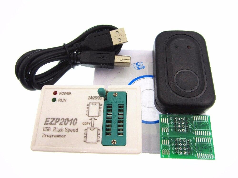 1 шт. EZP2010 Высокоскоростной USB SPI программист support24 25 93 EEPROM 25 flash bios Чип