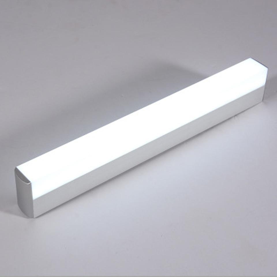 Xsky Wall Lamp LED Mirror Light 12W 16W 22W Waterproof Sconce Lamps Fixture AC 110V 220V Acrylic Wall Mounted Bathroom Lighting