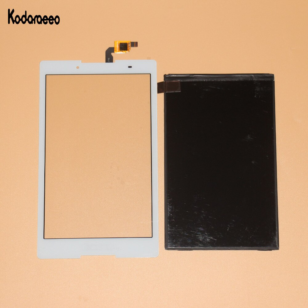 Neue Für Lenovo TAB3 8,0 850 850F 850 mt TB3-850M TB-850M Tab3-850 Touchscreen Digitizer Glas + LCD Display Ersatz weiß