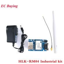 HLK-RM04 RM04 Uart Port série à Ethernet WiFi sans fil Module adaptateur Kit de développement Kit HLK RM04 Kit industriel