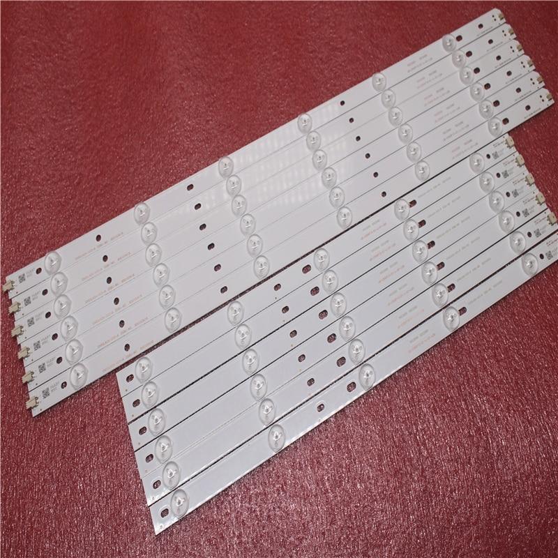 For CHANG HONG LED55C2000I/LED55C2080i LED Backlight SVJ550AB9_Rev01_R/L-TYPE_6LED LB-C550F13-E1-L-G1-SE1 LB-C550F13-E1-L-G1-SE2 as358m e1 as358m g1 sop 8