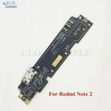 1PCS Dock Connector Micro USB Charging Port Flex Cable Ribbon Module For Xiaomi Redmi Note 2 Note2