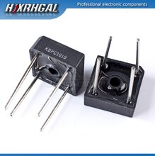5 pièces KBPC1010 10A 1000V diode pont redresseur