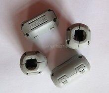 20 teile/los Grau 9mm ZCAT2035-0930 EMI Clip-on Rfi-filter Snap auf RF EMI Lärm Um Kabel Ferrite für Audio SYNC DATEN kabel