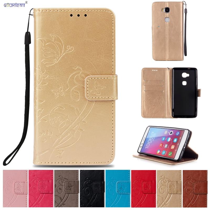Flip Case for HUAWEI Honor 5X GR5 KIW-L21 KIW-L24 KIW L22 KII-L21 KII-L22 KII L05 L23 Phone Leather Cover Honor 5 X GR 5 Funda