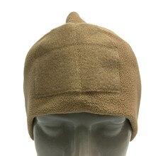 MEGE للجنسين الشتاء موضة الصوف قبعة ، عادية الحرارية معطف شتوي قبعة صغيرة ، Skullies بونيه قبعة Gorro أغطية الرأس الرجال النساء