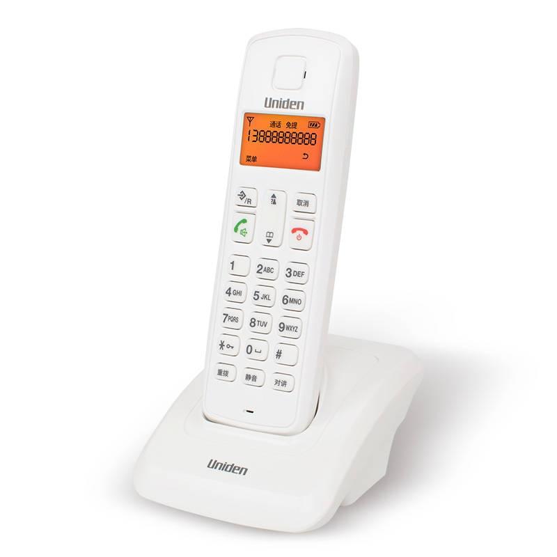 هاتف لاسلكي مع اتصال داخلي ، اتصال داخلي بدون استخدام اليدين ، مع معرف المتصل ، باللغة الإنجليزية ، إسبانيا ، الروسية ، للمنزل