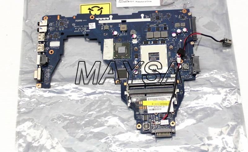K000124370 LA-7202P Laptop Motherboard Fit For Toshiba Satellite C660 Main Board HM65 DDR3 GMA HD3000