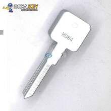 20 pièces clé de ligne gravée dorigine pour 2 en 1 LiShi HU64 Benz échelle cisaillement dents blanc voiture clé serrurier outils fournitures