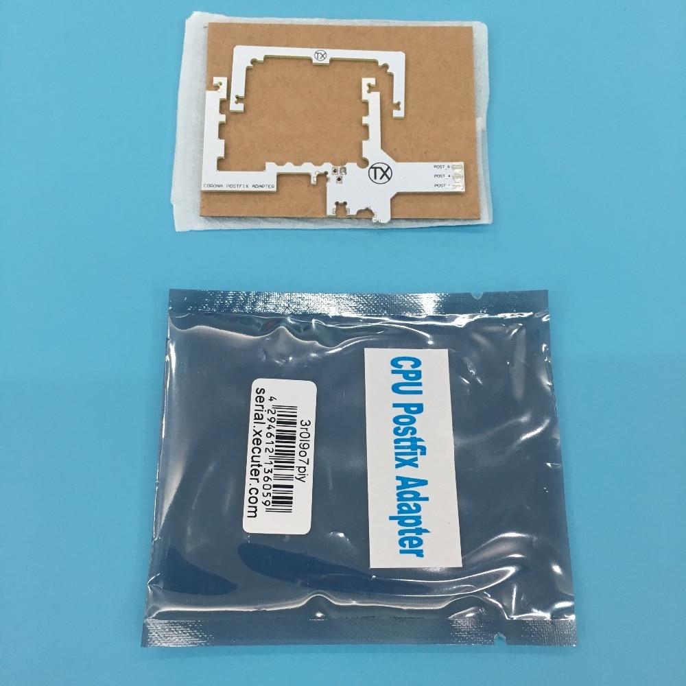 20 pces para o adaptador do processador central do postfix xbox360