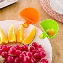 1Psc Dip Clips Keuken Kom Keuken Tool Kleine Gerechten Spice Clip Voor Tomaat Saus Zout Azijn Suiker Smaak Kruiden Accessoires