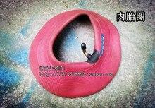 GOOD 410/350-4 4.10/3.50-4 4.10-4 410-4 3.50-4 350-4 RED  Inner Tube Metal Valve Tire