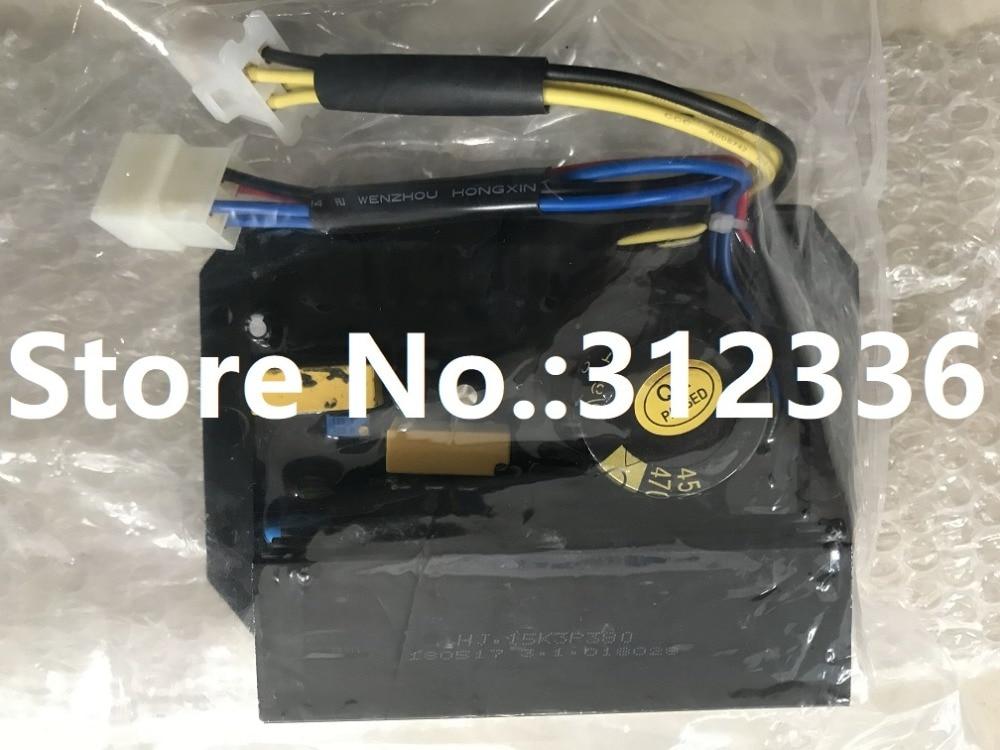 شحن مجاني fj.15k3p380 HJ 15K3P380 HJ15K3P380 ثلاث مراحل AVR مولد بنزين 15kW قطع الغيار منظم جهد كهربائي أوتوماتيكي