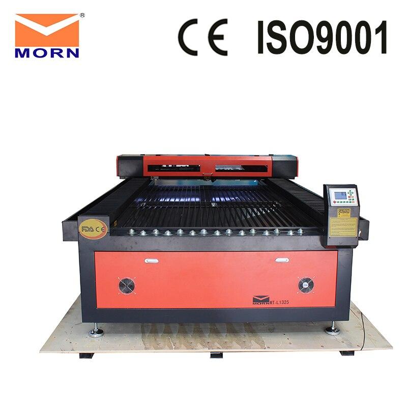 T-shirt Dress MT-L1325 preço cortador de laser para tecido de pvc máquina de corte a laser 130 w 150 w