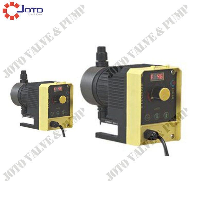مضخة قياس بغشاء الملف اللولبي JLM0110 PVC 28W 9.19 V 50HZ, توريد الصين 220