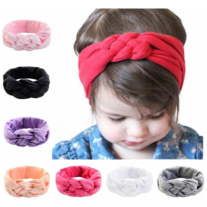 אירופאי ואמריקאי מכירה לוהטת תינוק סין שיער טבעת ראש עם תינוק handbands ארנב אוזן שיער קישוטים