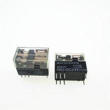 Relais HB2-DC24V HB2 DC24V HB2DC24V 24VDC 24 V DIP8 2 teile/los