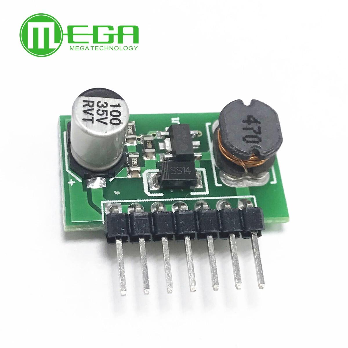 Controlador de lámpara LED de DC-DC controlador PWM Dimmer Placa de Control 3W 700mA 24V DC módulo de protección de cortocircuito de filtro de condensador 1,2 V-28 V