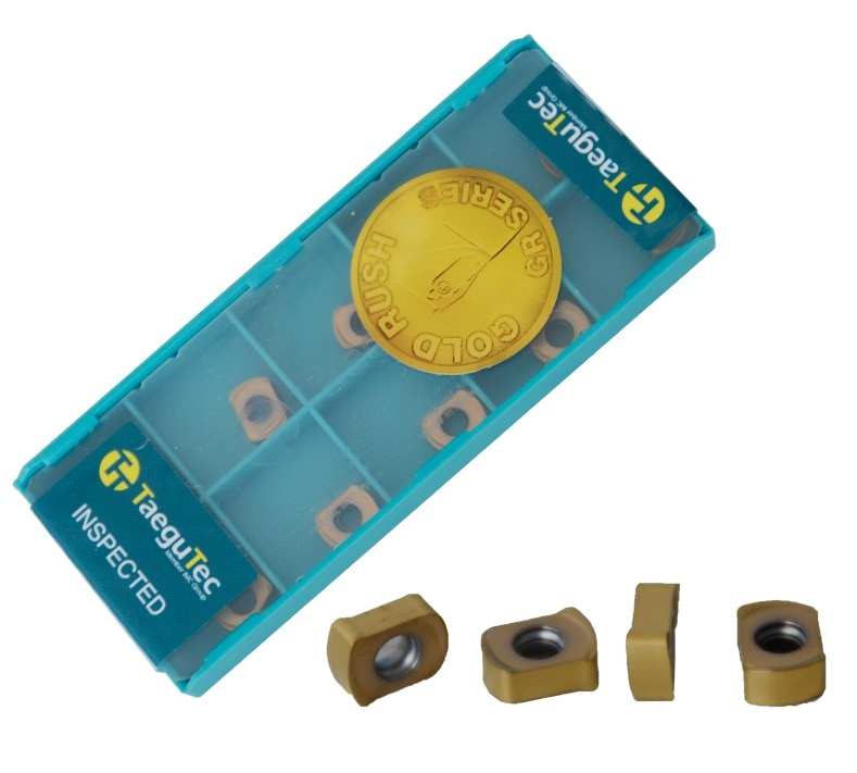 Taegutec  BLMP0603R-M TT9080  carbide inserts  BLMP 0603R-M TT9080  for stainless steel OR  High-temp alloys