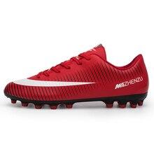 Chaussures De Football hommes chaussures De Football Zapatos Botas De Futbol 2017 intérieur garçons Football intérieur bottes De Football chaussures