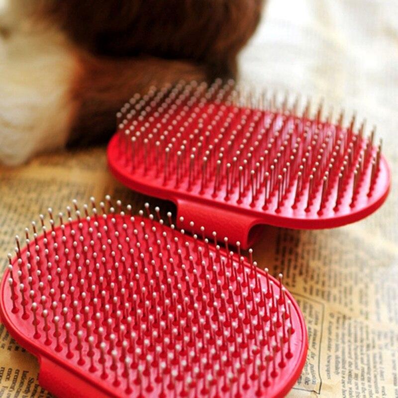 Multi-funtion Pet Dog Cat Bath Brush Comb Rubber Glove Hair Fur Grooming Massaging Massage Pin Pet Shower Dog Brush Pet Supplies