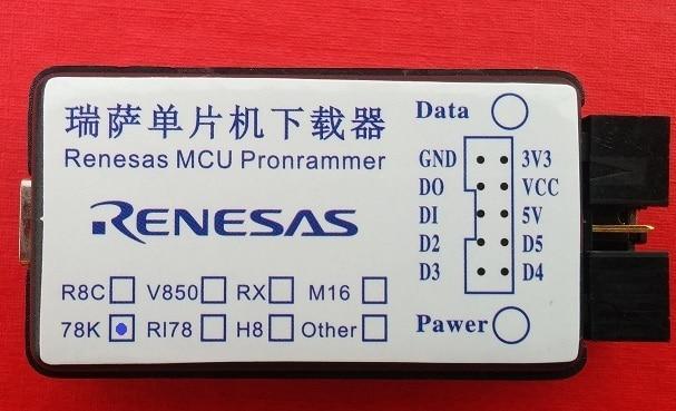 MCU downloader/78 K serie MCU de potencia de 5 V/3,3 V selección