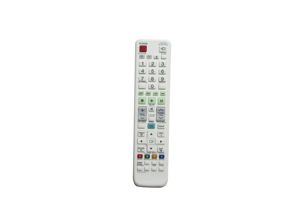 Control remoto para Samsung AH59-02408A HT-E5550 HT-E5550W HT-H5500W/Z HT-HM55 HT-HM55/Z HT-E5350 DVD sistema de cine en casa
