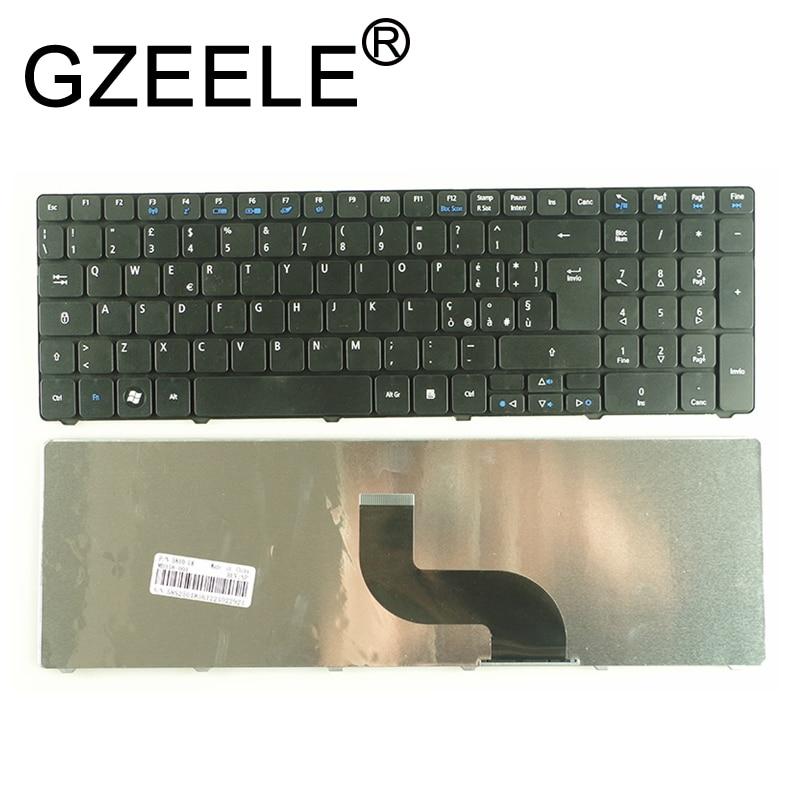 GZEELE italiano nuevo lo teclado del ordenador portátil para ACER 5810T 5820T 5750G 5742 5536TG 7741ZG 7741G 5350G 5810 5820TG 5536, 5738, 5742, 5741