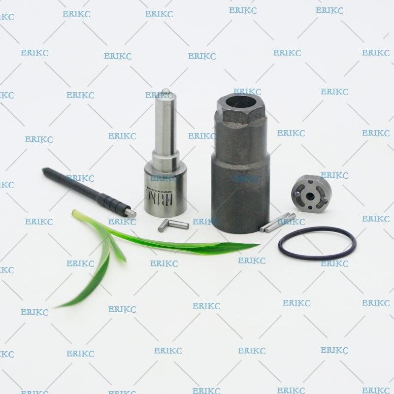 ERIKC 095000-6250 инжектор наборы сопло DLLA152P947 (093400-9470) пластина клапана, штифт, уплотнительное кольцо для TOYOTA Nissan Navara 2,5