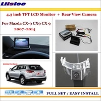 auto camera for mazda cx 9 cx9 cx 9 2007 2014 car 4 3 lcd screen monitorrearview camera parking assistance system