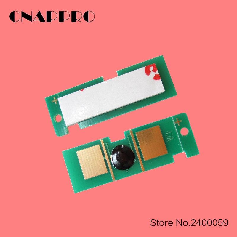 40 unids/lote Compatible HP LaserJet1300 LaserJet1300n LaserJet 1300n 1 reinicio impresora toner chip Q2613A Q2613X chips de cartucho
