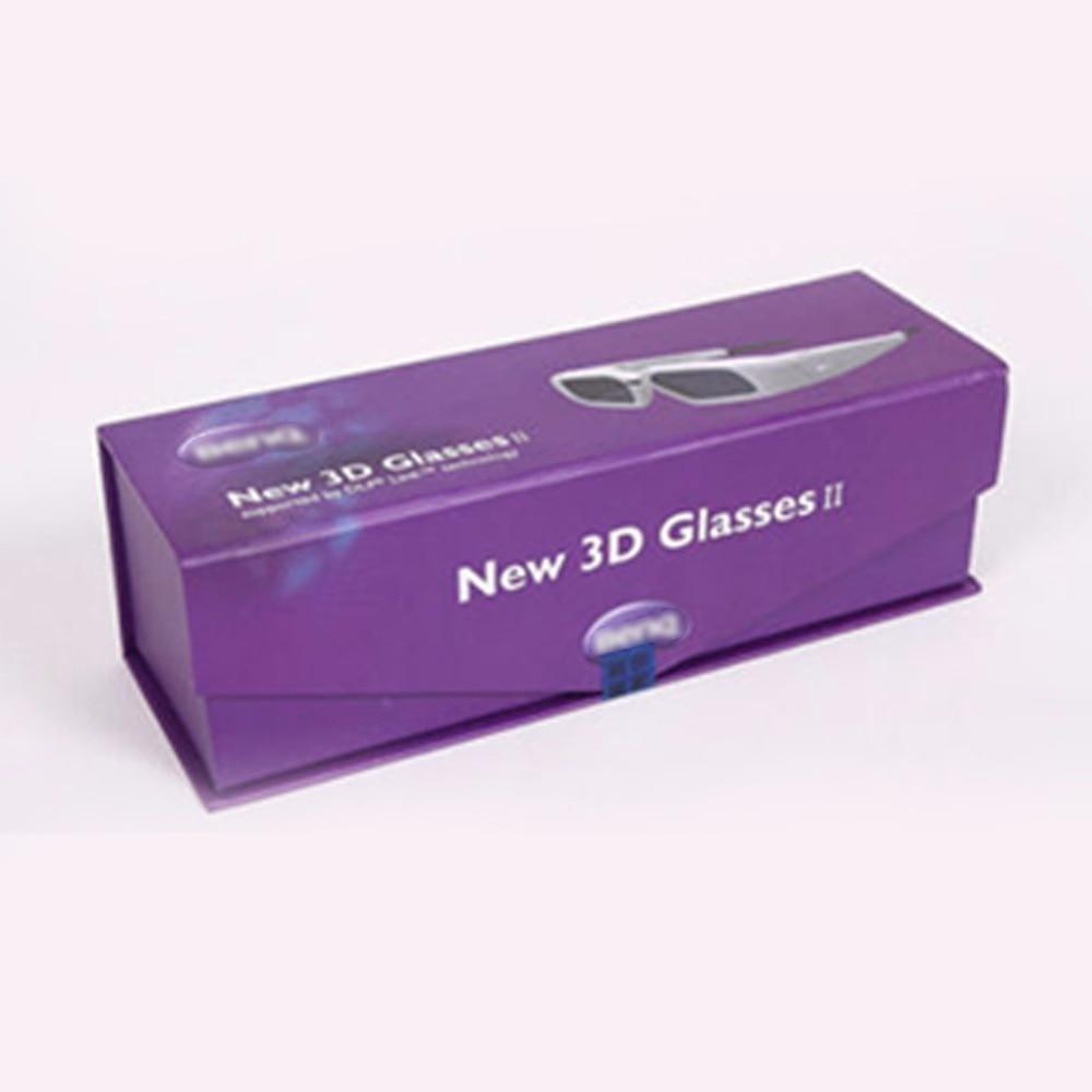 نظارات ثلاثية الأبعاد, نظارات 144 هرتز DLP مصراع نشط نظارات ثلاثية الأبعاد ل BenQ W1075 W1500 W1070 W750 W1080ST متوافق مع Optoma شارب Acer Epson وما إلى ذلك