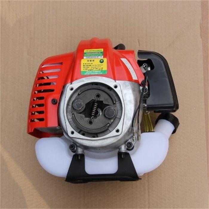 High quality 40-5 43CC engine, 2 stroke engine,2 stroke Gasoline engine brush cutter engine 42.7cc 1.5kw CE Approved enlarge