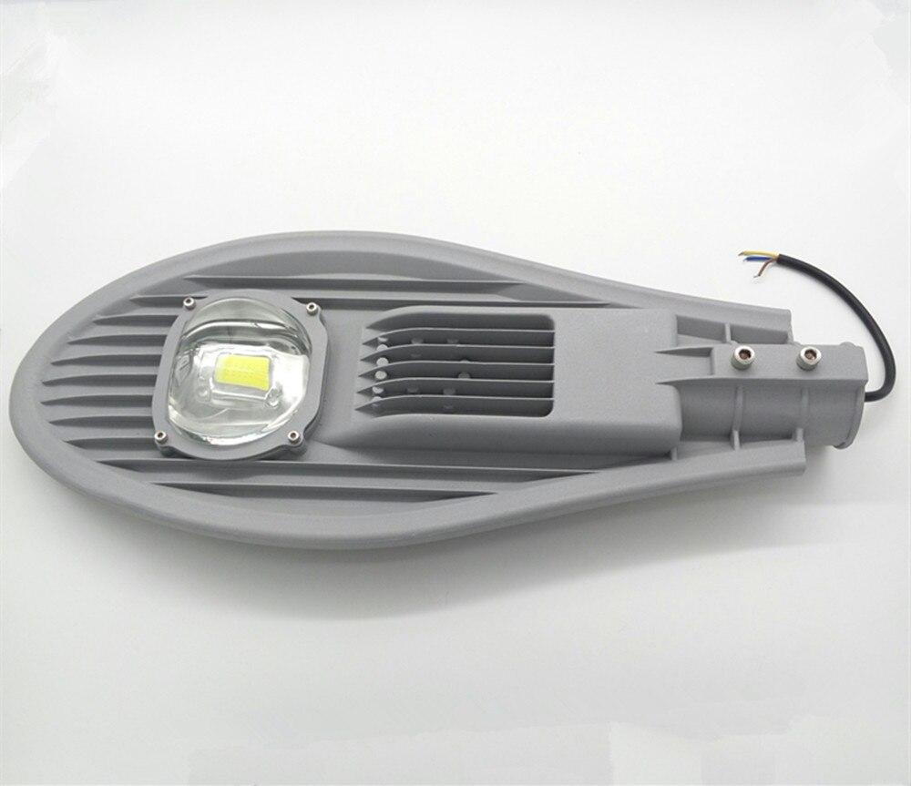Led luces de la calle AC85-265V al aire libre de la lámpara de la iluminación de la carretera de la calle Jardín lámpara 50 w 100 w 150 w IP65 farola