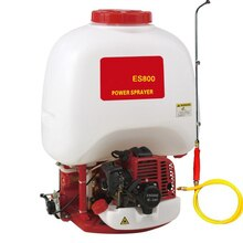 Pulvérisateur à essence ES800   Sac à dos, pulvérisateur à eau, moteur de course électrique, brouillard de jardin, pulvérisateur outils agricoles de pulvérisation, Machine agricole