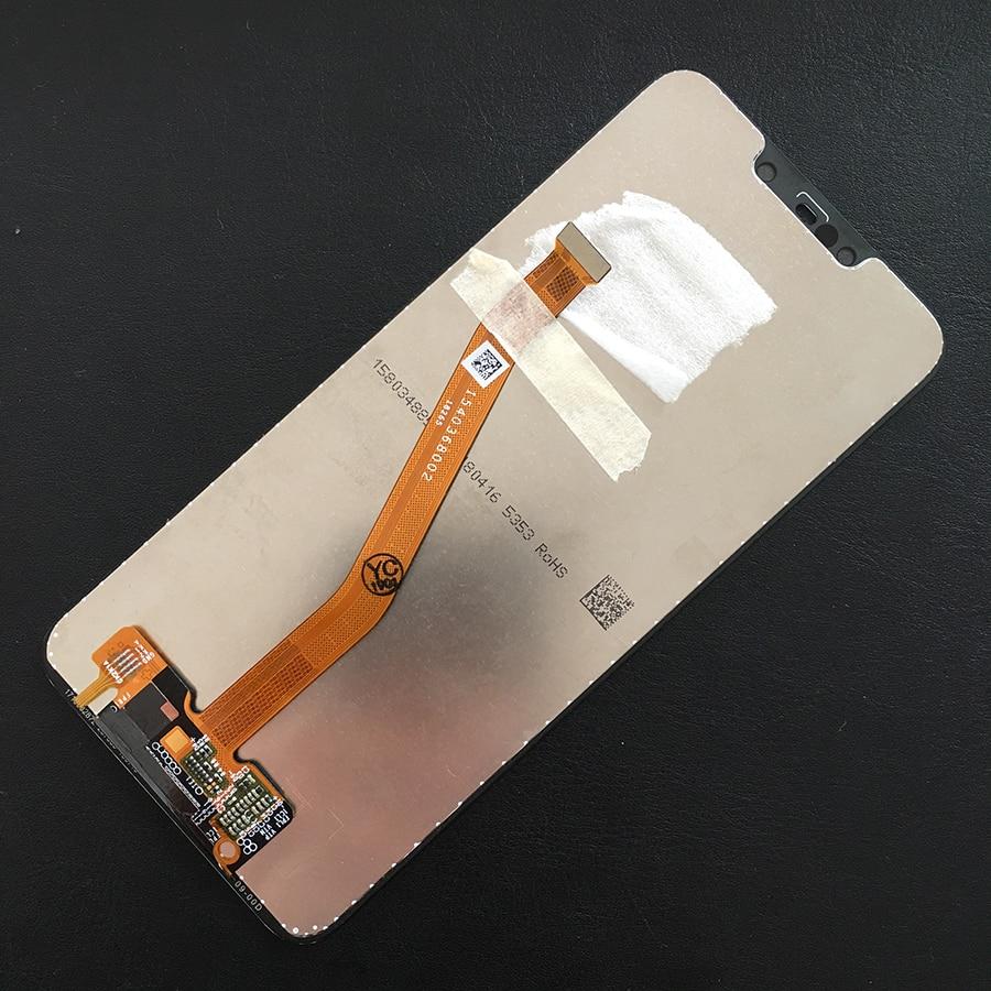 Ethpa-شاشة لمس LCD بدون إطار ، أدوات مجانية لهاتف Huawei Mate 20 Lite SNE LX1 LX2 LX3