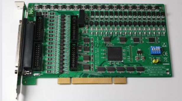 PCI-1730U tarjeta de entrada y salida digital aislada de 32 canales