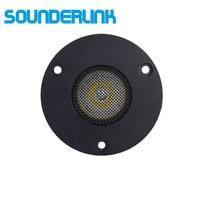 Sounderlink 1PC 30KHz HiFi 3inch 4 Planar transducer audio speaker driver unit AMT ribbon tweeter