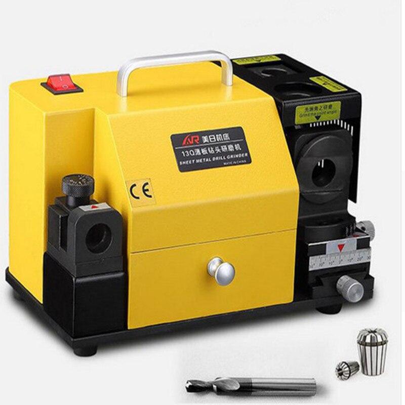 Сверлильный станок, точилка для сверл, шлифовальный станок, MR-13Q, 4-14 мм, 110-140, угловой винт, резец, шлифовальный инструмент из карбида