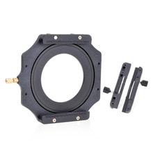 100mm carré série Z porte-filtre + 82mm anneau adaptateur en métal pour Lee Hitech singh-ray Cokin Z PRO 4X4
