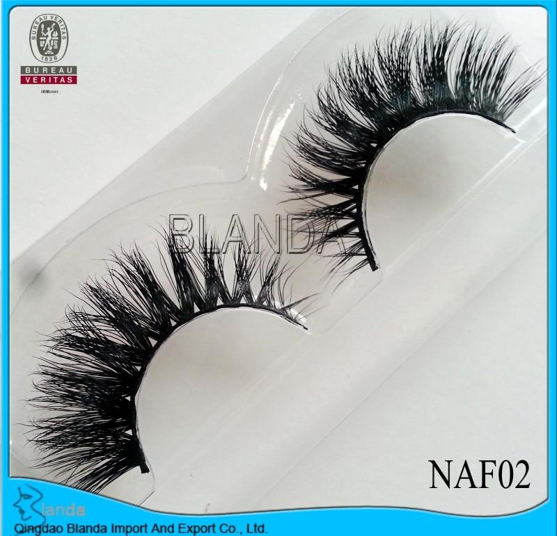 UPS Free Shipping 200pair 100% Mink Lashes 25mm 3D Mink Eyelashes Extension Makeup Natural False Eyelashes Volumn Lash Extension