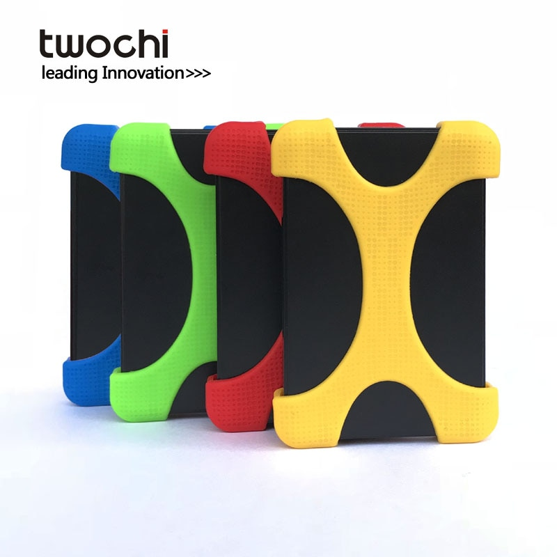 TWOCHI External Hard Drive Disk USB3.0 SATA Portable HDD, Compatible with /Xbox 360/PS4/Mac/Tablet/PC, Easy Use