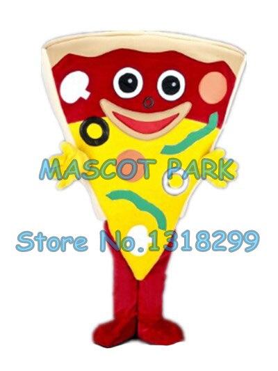Pizza Maskottchen Kostüm erwachsene größe neue benutzerdefinierte leckere pizza werbung nahrungs thema anime cosply kostüme karneval 2988