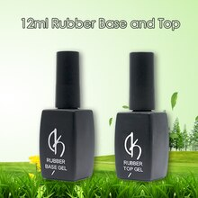 Nuevo arte uñas de gel de capa base de barniz UV base para uñas mate abrigo híbrido Semi permanente Gel esmalte de uñas para uñas manicura